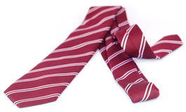 Close up of a necktie Stock Photo