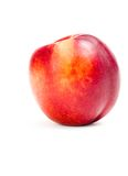 Close up of a nectarine Stock Photos