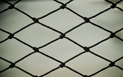 Close up of a net Royalty Free Stock Photo