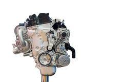 Close up new engine car Royalty Free Stock Photos