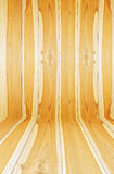 Close up new pine wood plank texture. And background Stock Image
