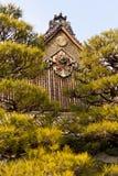 Close up Ninomaru palace, Nijo castle Stock Photos