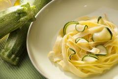 Close up of noodles Stock Photos