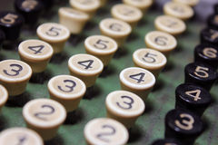 Adding machine Stock Photos