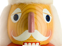 Close up of nutcracker Royalty Free Stock Image