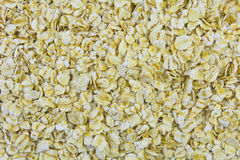 Close up of oatmeal Royalty Free Stock Photo
