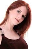 Close Up Of A Beautiful Seventeen Year Old Stock Photos