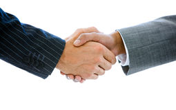 Free Close-up Of Business People Shaking Hands Royalty Free Stock Image - 14175136