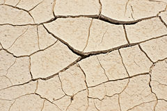 Close-up Of Dry Soil