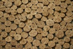 Free Close-up Of Homemade Chopped Wine Cork Note Board, Selective Focus Stock Image - 182761791