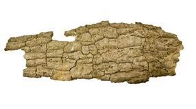 Free Close-up Of Isolated Broken Stub Log Bark Stock Photo - 29915200