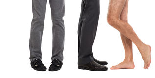 Free Close Up Of Male Legs And Feet Royalty Free Stock Photo - 63477305