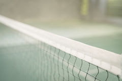 Free Close Up Of Net In Badminton Court . ( Filtered Image Processed Stock Photo - 75879360