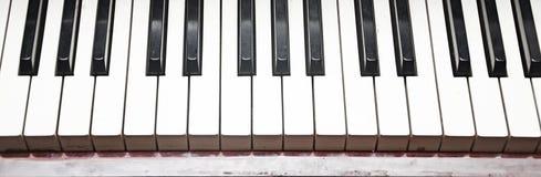 Close-up Of Piano Key Stock Photography
