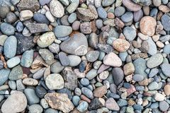 Free Close-up Of River Stones Royalty Free Stock Image - 157259096