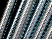 Free Close Up Of Screw Thread Stock Photo - 7416440