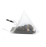 Close-up Of Tea Bag Royalty Free Stock Image
