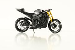Free Close-up Of Toy Motorbike Stock Image - 106484601