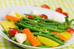 Close Up Of Vegan Food Royalty Free Stock Photo