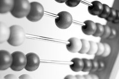 Free Close-Up Of Wooden Abacus Royalty Free Stock Image - 4858056