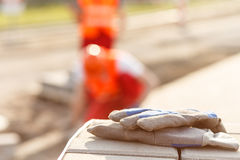 Free Close-up Of Work Gloves Stock Images - 57238984
