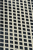 Close Up of Office Buildings. In downtown Los Angeles in daytime Stock Photos