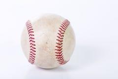 Close up the old baseball Royalty Free Stock Photo