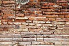 Close up old brick wall Royalty Free Stock Image