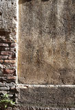 Close up old concrete wall Royalty Free Stock Photos
