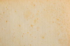 Close up the old dirt paper texture background Stock Photography