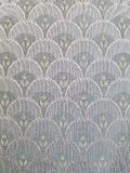 Faded old textile pattern Stock Photography