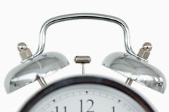 Close up of an old fashioned alarm clock Stock Photography