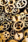 Old mechanism background Stock Photos