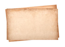 Close up of a old paper stock images