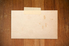 Close up of old paper royalty free stock images