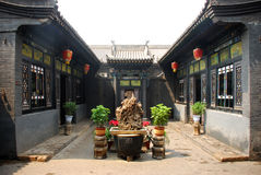 Pingyao - House Stock Image
