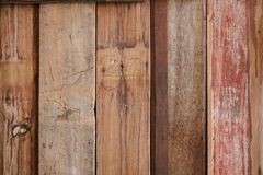 Old vintage wood texture background Stock Photography