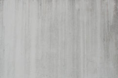 Close up old weathered white concrete wall texture Royalty Free Stock Image