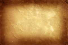 Close-up old White sheet background texture. stock photography