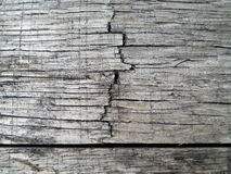 Close Up Old Wood Barrel Cracked Texture Stock Photo