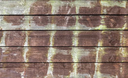 Close up of old wood fence panel. Could be used as horizontal or vertical abstract image for natural background projects Stock Photography