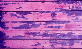 Close up of old wood with peeling paint Royalty Free Stock Image