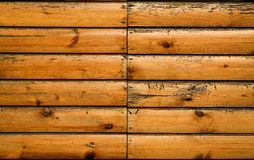 Close-up of old wood texture Stock Photography