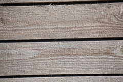Close up of old wooden boards Stock Photo