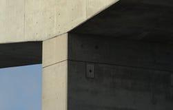 Close-up op brug Royalty-vrije Stock Afbeelding