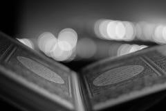Close-up of Open Book Stock Photos