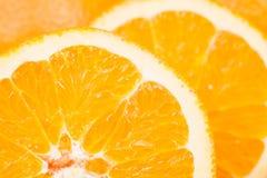 Close up orange fruit. Royalty Free Stock Photography