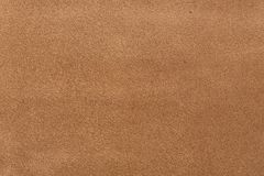 Close up of a orange leather texture. stock images