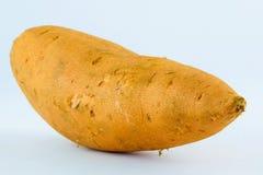 Close up of orange sweet potato Stock Photo