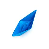 Close up origami ship Royalty Free Stock Photos
